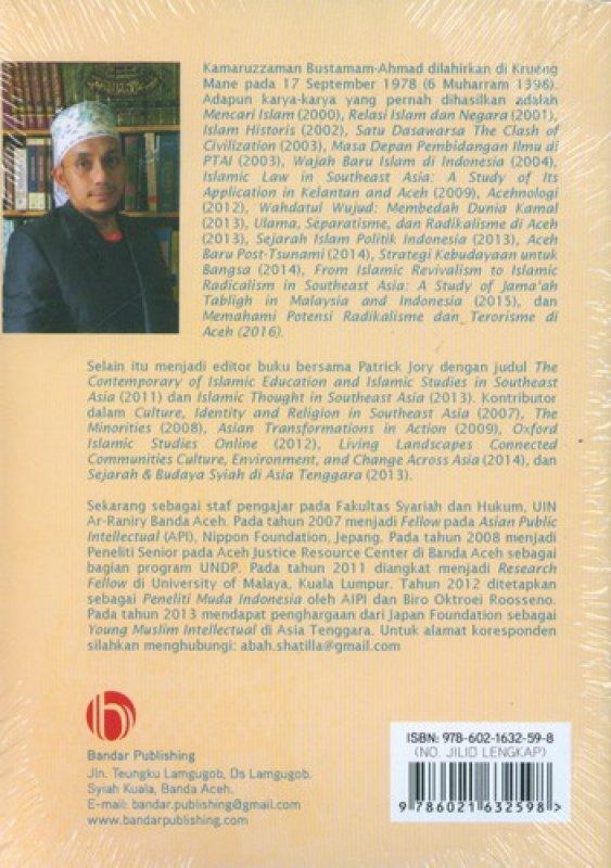 Cover Belakang Buku ACEHNOLOGI Volume 1 Dari 6 Volume
