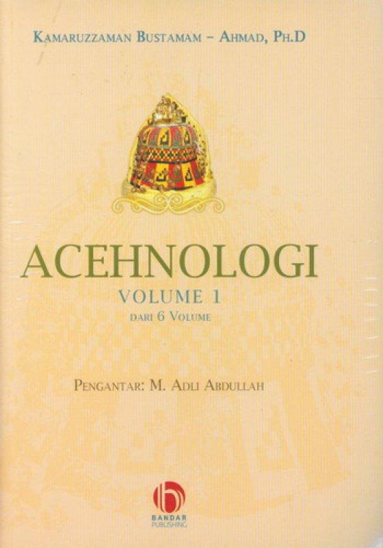 Cover Buku ACEHNOLOGI Volume 1 Dari 6 Volume