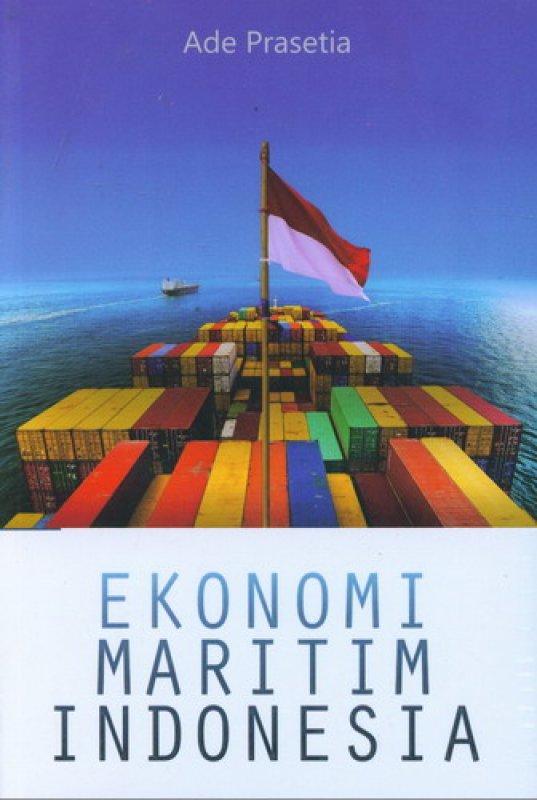 Cover Buku Ekonomi Maritim Indonesia