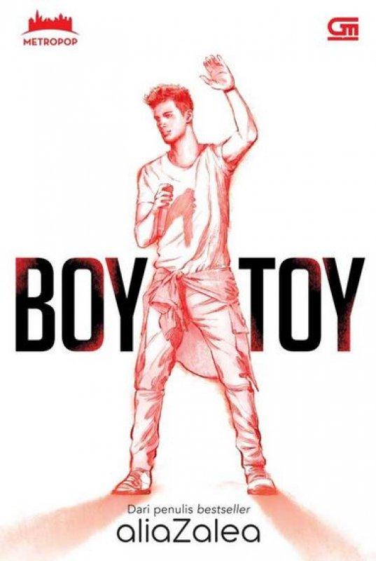Cover Buku Metropop: Boy Toy