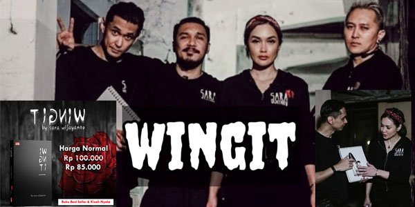 Best Seller Wingit Oleh Sara Wijayanto