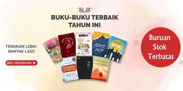 Buku Best Seller 2021