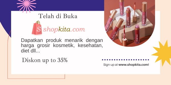 Telah di Buka Shopkita.com