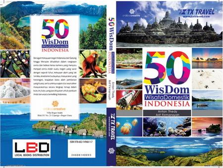 Bukukita.com 50 Wisata Domestik